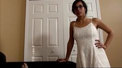 Stepmom gives her stepson a gift - more on filfonly.com