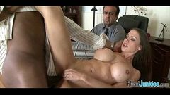 Watching mom fuck a black guy 508